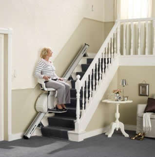 Kudos Stairlifts - Straight Stairlifts